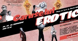 """""""Caruselul Erotic"""" -  un spectacol fatal la Ionesco (TEATRU). Impresie pe scurt"""