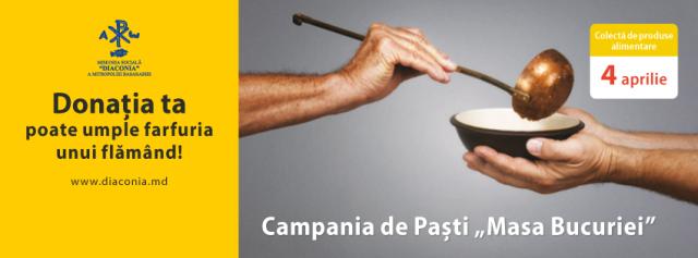 Campania de Paști_2015 DIACONIA