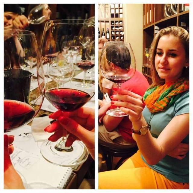 La Carpe Diem am degustat pahare alături de Aleksandr Zorin - un rus ce crede că crede că promovarea unei strategii de consum a vinului în FR ar contribui decisiv la lupta cu alcoolismul în țara sa